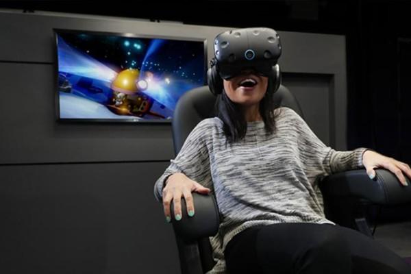 Realidade Virtual | Centro de Experiência VR