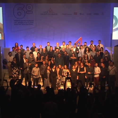 6 º Prêmio Saint Gobain de Arquitetura